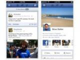 Bild: In der Facebook-App für iOS lassen sich nun Instagram-ähnliche Filter anwenden.