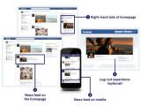 Bild: Facebook bietet neue Premium-Webung in Newsfeeds und auf mobilen Geräten an.