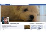 """Bild: Facebook-Chef Mark Zuckerberg nutzt es schon. Das neue Facebook-Profil """"Chronik"""" wird bald für alle Facebook-Nutzer Pflicht."""
