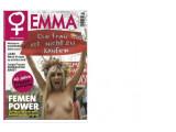 Bild: Facebook nahm das neue Cover der Emma vom Netz.