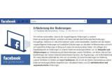 Bild: Facebook Nutzer haben die Möglichkeit, die geplanten Änderungen zu kommentieren.