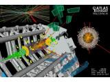 Bild: Fast mit Lichtgeschwindigkeit kollidieren die Teilchen im 30 Kilometer langen Beschleuniger am CERN. (Grafik: CERN)
