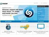 """Bild: Fernsehsendungen """"taggen"""" - künftig auch mit einer neuen Fassung von Shazam möglich."""