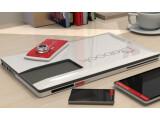 Bild: Fujitsu Lifebook 2013 - Das Konzept von Prashant Chandra vereint Smartphone, Digicam, Tablet-PC und MP3-Player in einem Laptop-Dock.