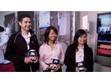 Bild: Die Gewinner des YouTube Space Lab-Wettbewerbs stehen fest.