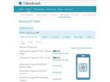 Bild: Das GL-Benchmark listet Ergebnisse für ein unbekanntes Samsung-Gerät mit der Modellnummer GT-I9260.