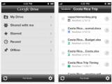 Bild: Google Drive bietet nun auch Nutzern von iPhone und iPad fünf Gigabyte Gratis-Speicher.