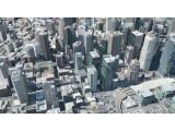 Bild: Google Maps soll kpnftig ganze Metropolregionen in 3D anzeigen können.