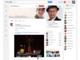 Bild: Google+ hat ein neues Aussehen bekommen.