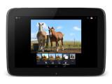 Bild: Google hat sein neues Tablet Nexus 10 präsentiert.
