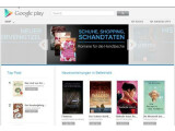Bild: Bei Google Play finden sich ab sofort auch kostenpflichtige und gemeinfreie E-Books.
