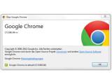 Bild: Google hat seinen Browser auf die Version 17 aktualisiert.