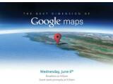 """Bild: Google will die """"nächste Generation"""" von Google Maps präsentieren."""