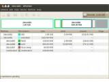Bild: Mit GParted Live-CD lassen sich Festplatten bequem partitionieren.