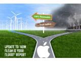 Bild: Greenpeace hat die Klimaverträglichkeit von Apples iCloud nun besser bewertet.