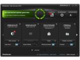 Bild: hauptmenü des aktualisierten Bitdefender-Pakets Total Security.