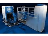 Bild: Hightech im Kuhstall: Melkroboter betreuen die Kuh vollautomatisch zu jeder Tageszeit