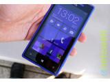 Bild: Das HTC 8X ist das Flaggschiffmodell der neuen Windows Phone-Serie von HTC.