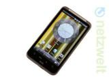 Bild: Das HTC Desire HD wird kein Update auf Android 4.0 erhalten.