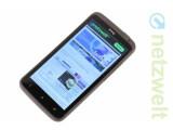 Bild: Das HTC One X gibt es bald auch nur mit 16-Gigabyte-Speicher.