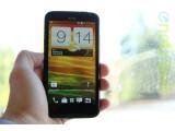 Bild: Das HTC One X+ sieht aus wie das One X soll aber deutlich leistungsstärker sein.