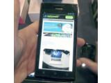 Bild: Das Huawei Ascend P1 S ist laut Hersteller das dünnste Smartphone der Welt.