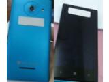 Bild: Das Huawei Ascend W8 orientiert sich angeblich am Design der Lumia-Reihe von Nokia.