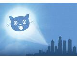Bild: Die Internet Defense League hat einen Katzenkopf als Symbol.