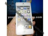 Bild: Dieses iPhone 5 soll aus einer Foxconn-Fabrik geschmuggelt worden sein. Ein chinesischer Schutzhüllen-Hersteller bewirbt damit nun seine Produkte.