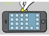 Bild: Das iPhone 5 wird von der Telekom, Vodafone und O2 mit Mobilfunkvertrag verkauft. Mit einem Prepaid-Tarif fährt man aber günstiger.
