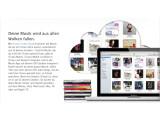 Bild: iTunes Match bringt alle Songs der eigenen Mediathek in die Wolke.