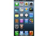 Bild: Jailbreak eines iPhone 5: Unten rechts ist das Icon des alternativen App Stores Cydia zu erkennen.