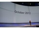 Bild: JK Shin, Chef der Samsung Handy-Sparte, hat bestätigt, dass der Hersteller noch im Oktober ein Galaxy S3 Mini vorstellen wird.
