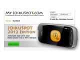 Bild: JoikuSpot wird in Version 2012 um einen passenden Webdienst mit Facebook-Anbindung ergänzt.
