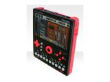 Bild: Der KDJ-One ist eine tragbare Audioworkstation im Handheld-Look.
