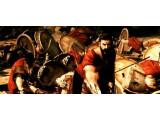 Bild: König Leonidas bestreitet im Machinima Skyrim: 300 die Thermopylen-Schlacht.
