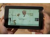 Bild: Der kommende Tablet-Computer von Google: Das Nexus 7.