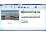Bild: Kostenlos und übersichtlich: Der Windows Live Movie Maker.