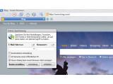Bild: Der kostenlose Avant Browser ist einfacher bedienbar als der Internet Explorer.