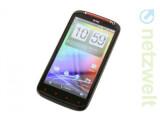 Bild: Läuft ab Ende März mit Android 4.0 - das HTC Sensation XE.