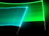 Bild: Das LaserSaber dürfte Herzen von Star Wars-Fans höher schlagen lassen.