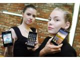 Bild: Die LG L-Style-Smartphones sollen mit ihrem Design begeistern.