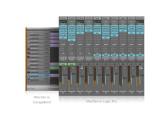 Bild: Logic Pro bietet Nutzern eine Mischkonsole wie im Tonstudio.