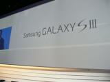 Bild: In London stellte Samsung das Galaxy SIII vor. Wer die Präsentation verpasst hat, kann sie jetzt in voller Länge ansehen.