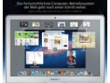 Bild: Mac OS X Lion kostet nur 23,99 Euro. (Bild Screenshot)