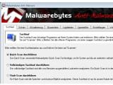 Bild: Malwarebytes Anti-Malware schützt den PC kostenlos vor gefährlicher Malware.