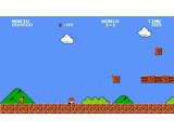 Bild: Mario ausgerüstet mit Portal Gun. Das gibt es nur bei Mari0.