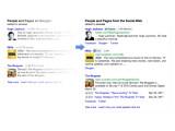 Bild: Nicht mehr nur Google+-Profile: Eine Erweiterung rückte andere Soziale Netzwerke wieder in den Fokus.