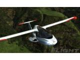 Bild: In Microsoft Flight können Nutzer bereits mit der Icon A5 fliegen, bevor das Modell Ende 2012 überhaupt in Produktion geht.