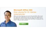 Bild: Microsoft schaltet Office Live schon Ende April ab und empfiehlt den Wechsel zu Office 365.